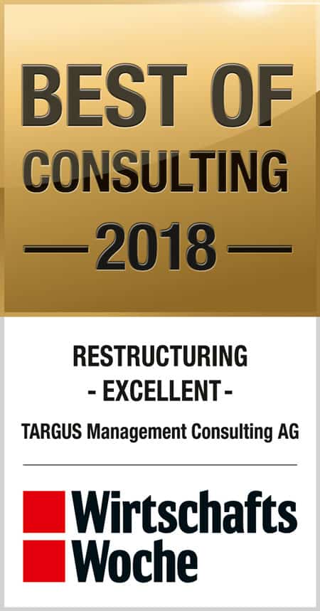 WiWo BoC Restructuring TARGUS Management Consulting AG - Home