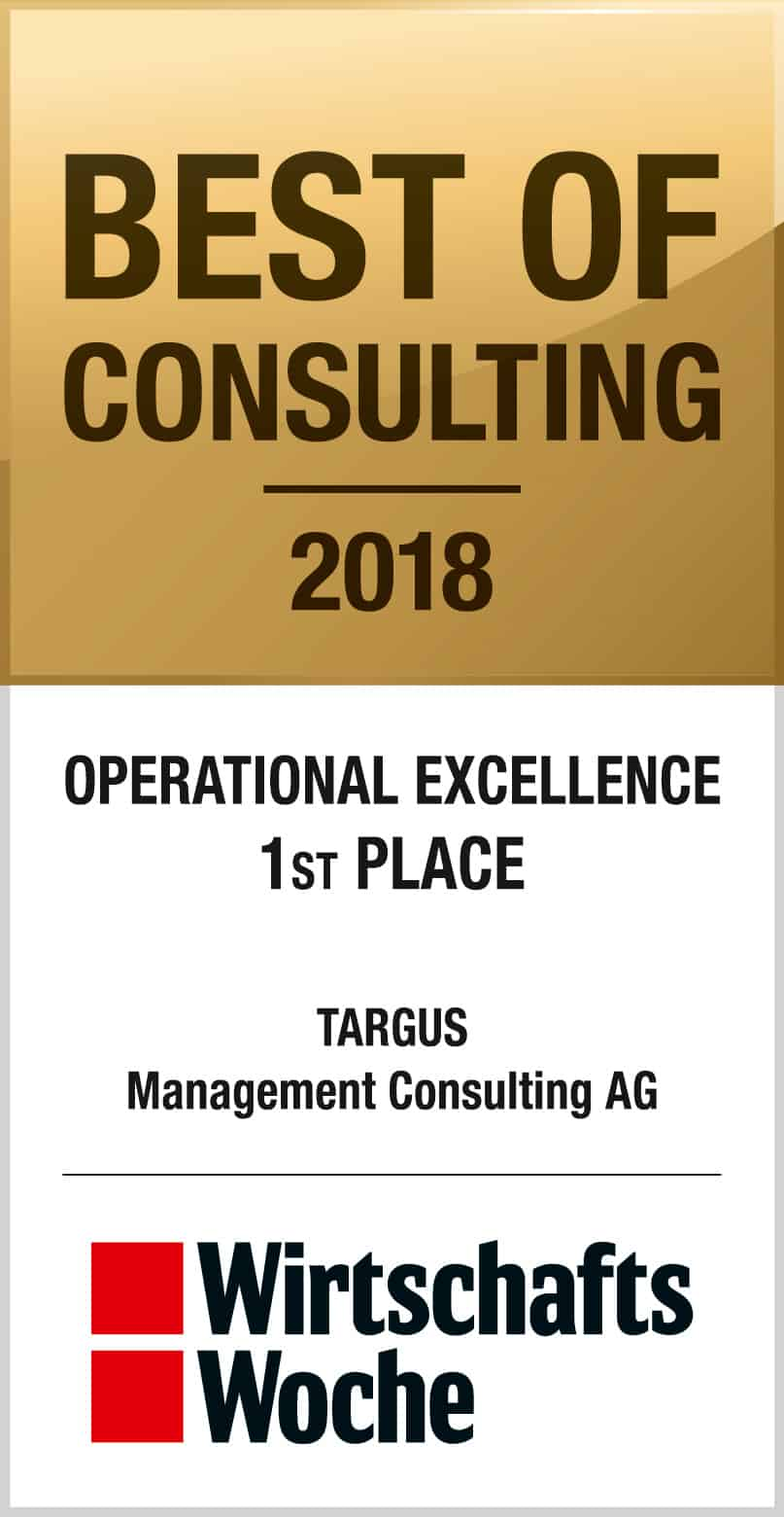 WiWo BOC 2018 Operational Excellence TARGUS Management Consulting AG engl - Home