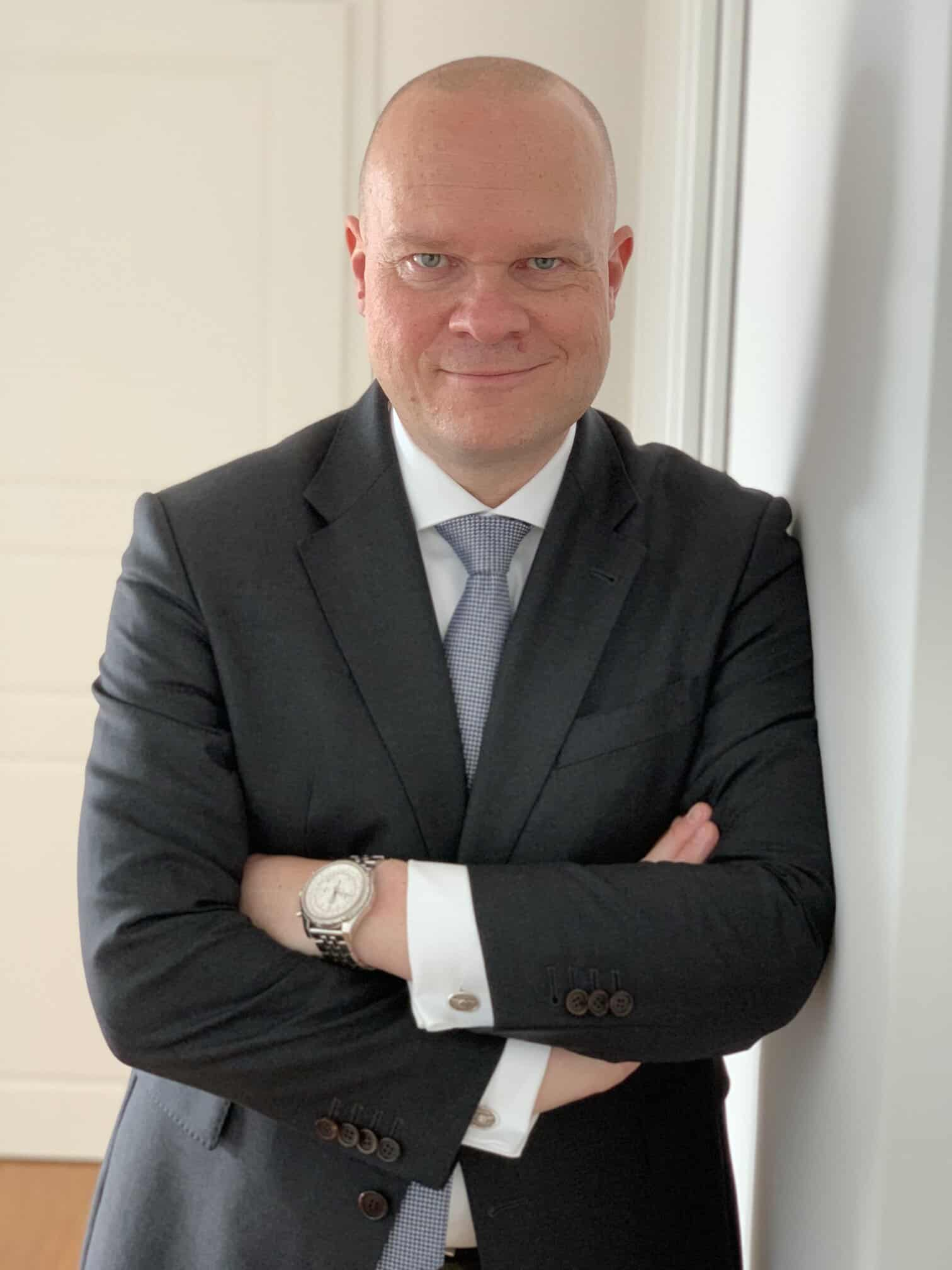 rsz pm ssh bild - Dr. Sascha Schuth new partner at TARGUS